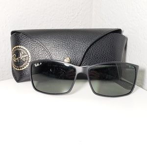 Ray-Ban P Liteforce with case